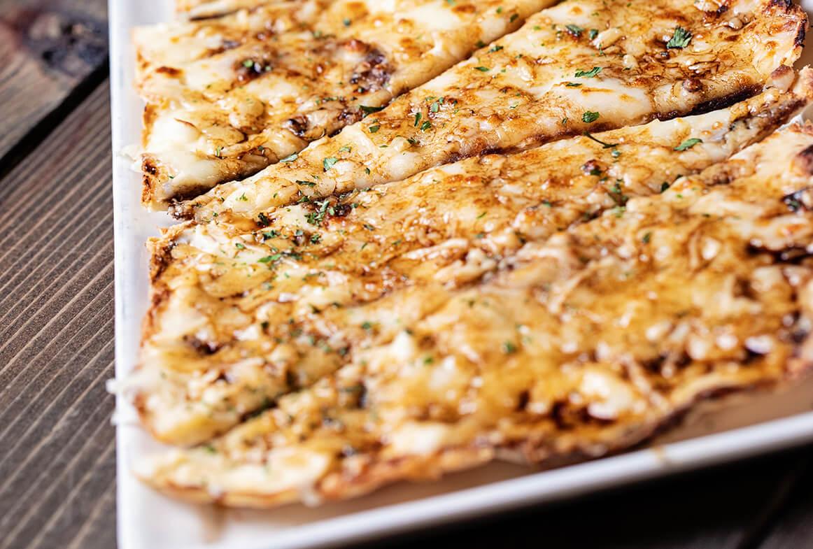 Four Cheese Flatbread